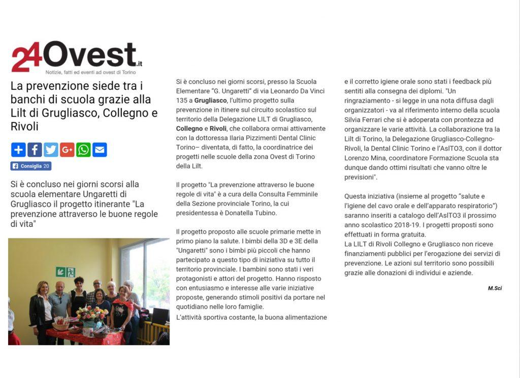 Articolo24ovest.it