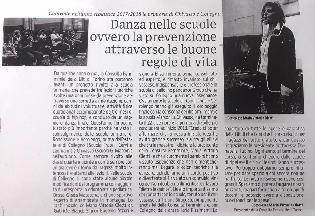 Giornale LILT