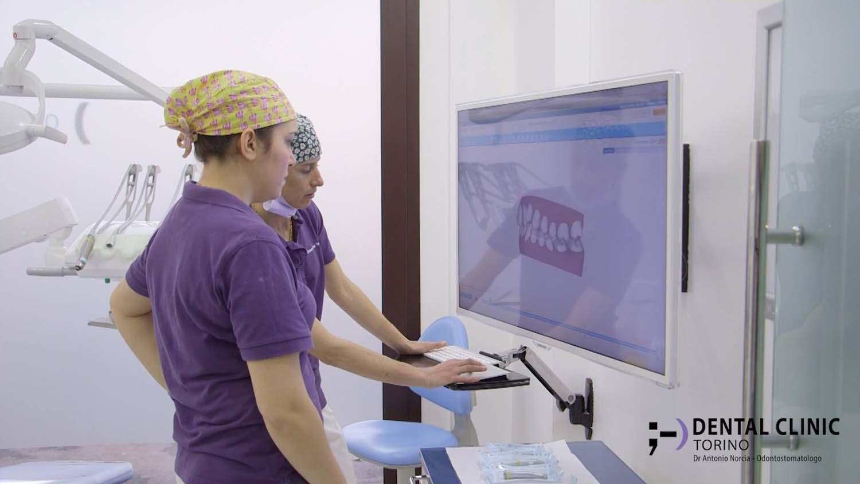 Dental Clinic Torino 06 lo studio del caso