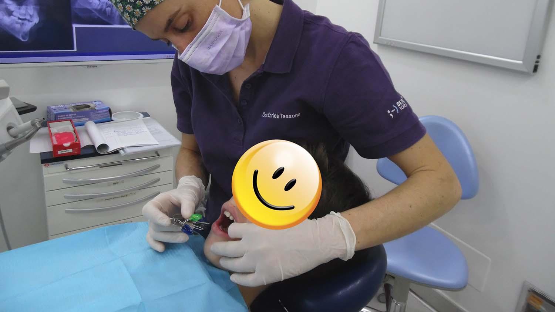 Dental Clinic Torino 09 lo studio del caso