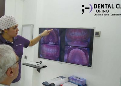 Dental Clinic Torino 10 lo studio del caso