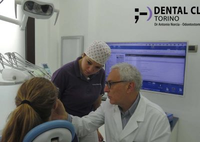 Dental Clinic Torino 12 lo studio del caso