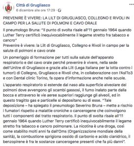 postFacebook Grugliasco