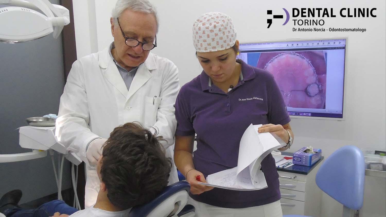Dental Clinic Torino 11 lo studio del caso