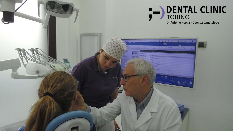 Dental Clinic Torino 12 lo studio del caso