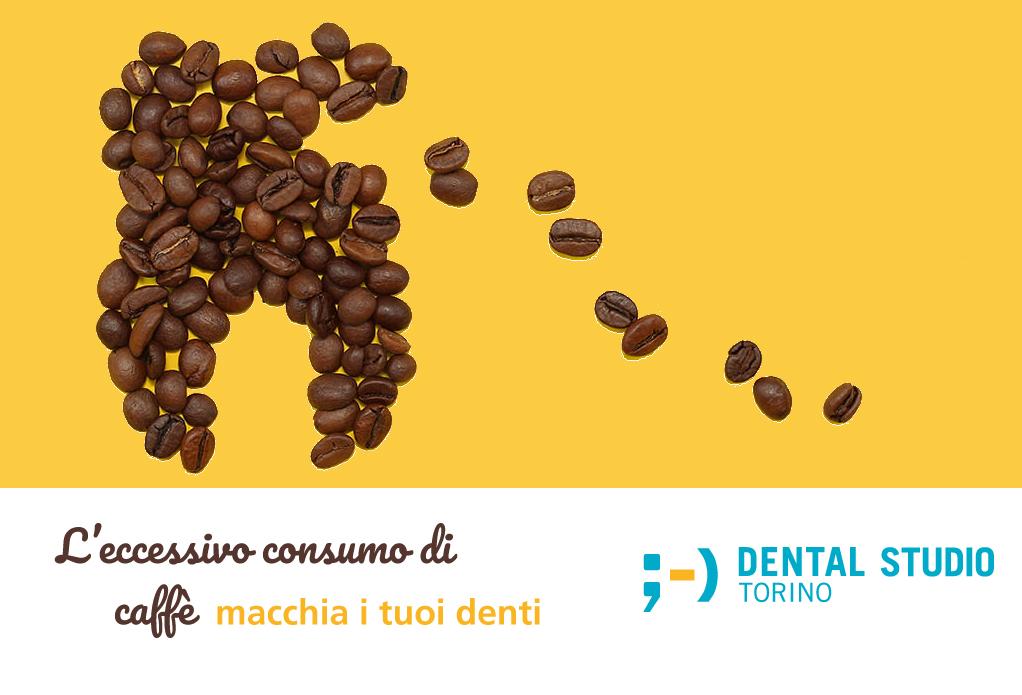 Come bere caffè e avere ancora un sorriso bianco e sano?